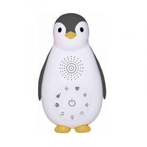 Zoe de Pinguin Witte ruis